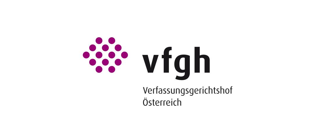 Logo Verfassungsgerichtshof