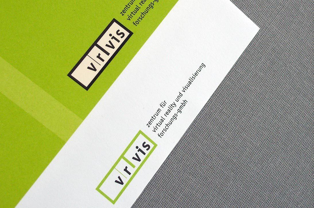 Billet Einladung VRVis